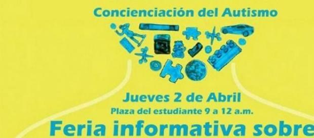 Cartel que anuncia una de las actividades