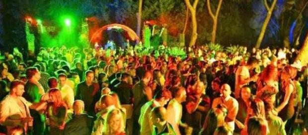 discoteche estive roma - il bosco delle fragole