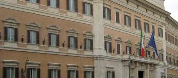 Palazzo Montecitorio Roma