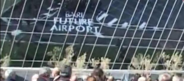 Porto e aeroporto di Bari ufficialmente a rischio