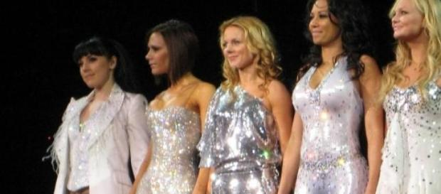 Spice Girls - Konzert in Toronto 2008