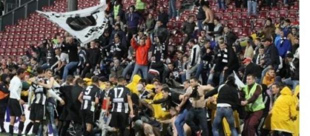 Universitatea Cluj este in finala Cupei Romaniei