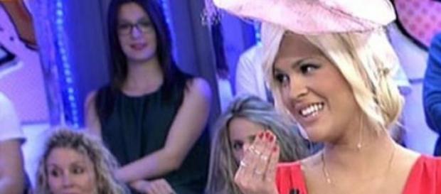 Ylenia debuta como colaboradora de 'Sálvame'