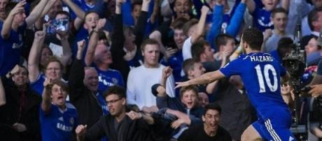 Chelsea et Hazard filent vers le titre !