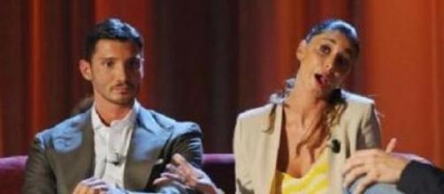 Belen Rodriguez e Stefano si confessano