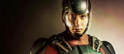 Brandon Routh es Atom en el spin-off y 'Arrow'.