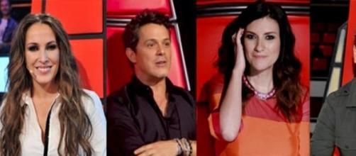 Cuatro grandes cantantes para un genial programa
