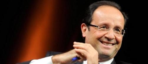François Hollande était sur Canal +.