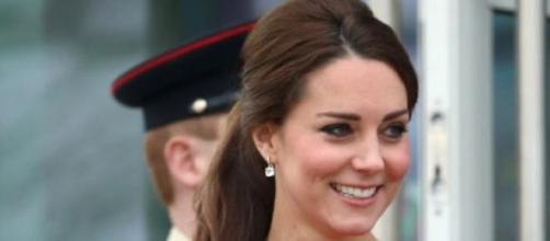 Kate Middleton quer ficar em forma depois do parto