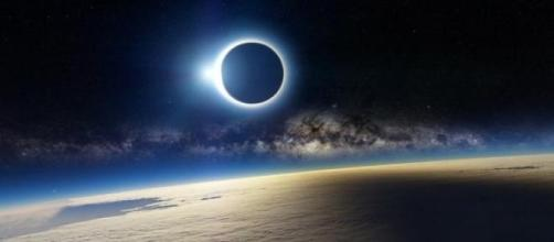 """La NASA niega el supuesto """"eclipse galáctico"""""""