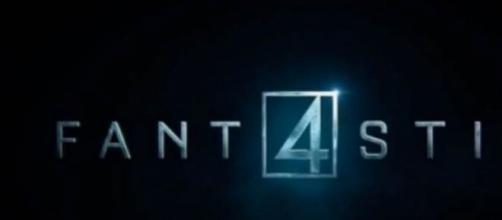 portada de la película, Los Cuatro Fantáticos.