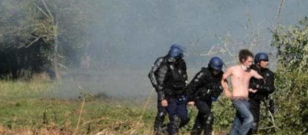 La sécurité des manifestants n'est pas acquise.