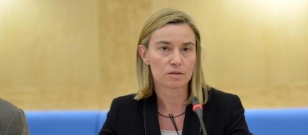 Mogherini, representante para a Política Externa