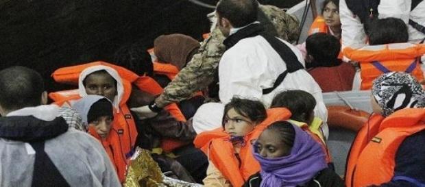 Operazione di salvataggio migranti