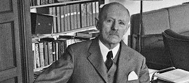 Reinhardt Gelen jako starszy pan