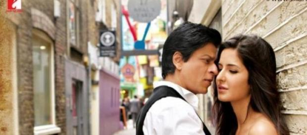 Shah Rukh Khan's  Jab Tak Hain Jaan shot in London