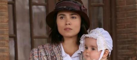 Anticipazioni Il segreto: Maria con Esperanza