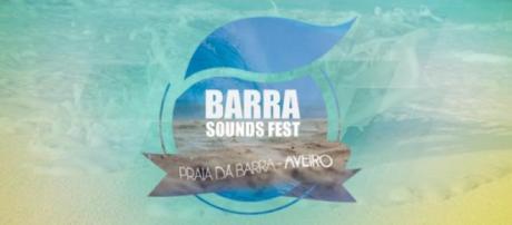 Logótipo oficial do Barra sounds Fest