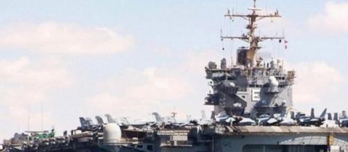 Buque de guerra de la marina