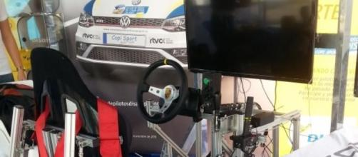 El simulador virtual de la empresa PRS