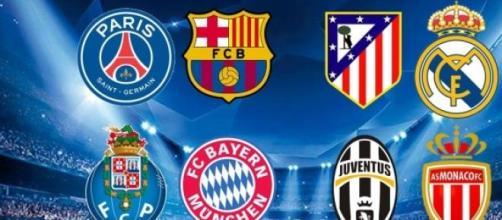 Los ochos equipos de los cuartos de final