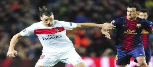 Un énorme défi pour Zlatan !
