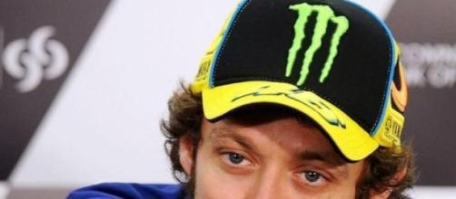 Valentino Rossi in testa alla Moto GP 2015