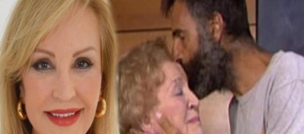 Carmen Lomana abandonaría 'Supervivientes'