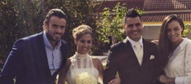 Casamento de João J. e Vera Lúcia