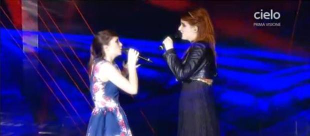 Chiara duetta con Francesca Michielin a X Factor 7