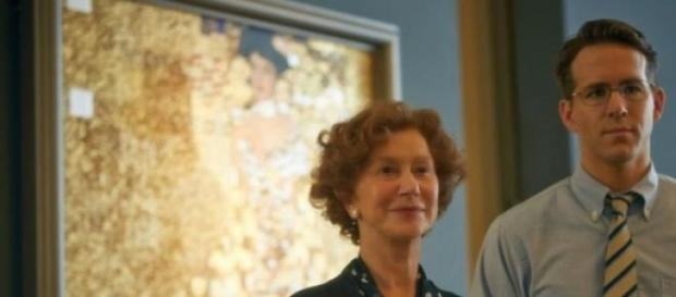 El cuadro, la señora Altmann y el abogado.