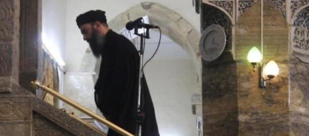 Ferito gravemente Abu al-Baghadi