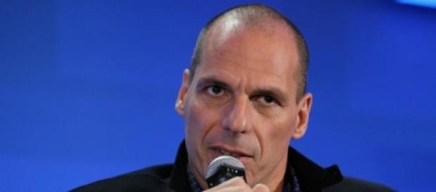 Yannis Varoufakis, ministro delle finanze greco