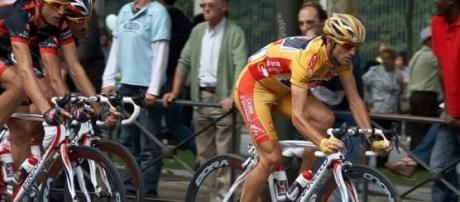 Alejandro Valverde, au top de sa forme.