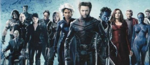 I personaggi del fumetto X-Men
