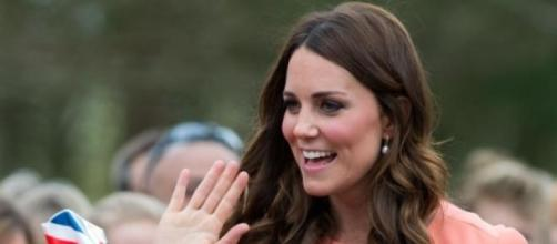 Kate Middleton deu à luz uma menina