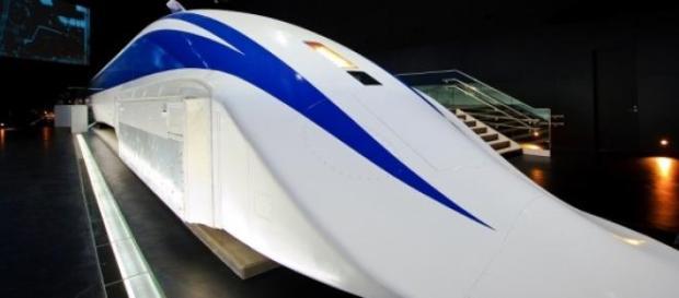 Comboio pode ligar Nagoya a Tóquio em 40 minutos.
