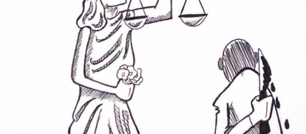 Como deve ser a representação da justiça?