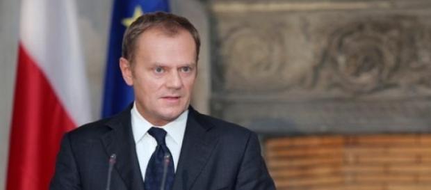 Donald Tusk, presidente del Consiglio Ue