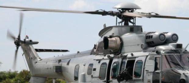 Eurocopter 725 Francuskich Sił Powetrznych