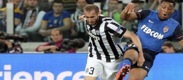 Martial voudra piéger Chiellini