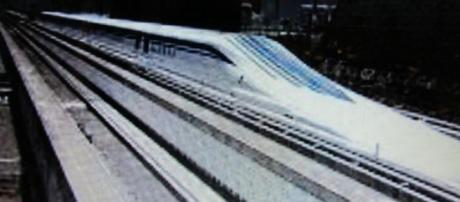 Japão apresenta o trem mais rápido do mundo