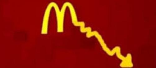 Evidente queda da Mcdonald's?