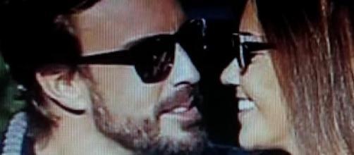 Fernando y Lara en una foto de archivo