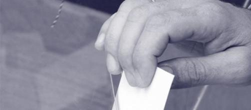 Imagen de la campaña de voto del Gobierno