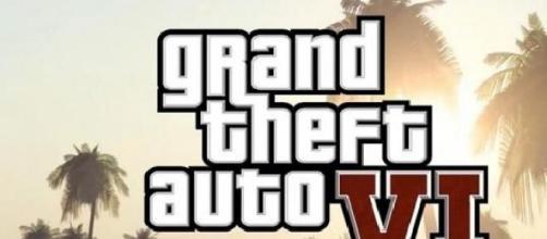Logótipo feito por um jogador do GTA VI