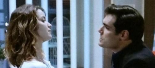 Marcos ameça Laura ao descobrir gravidez