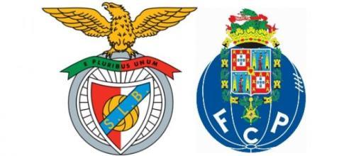 O clássico Benfica - FC Porto