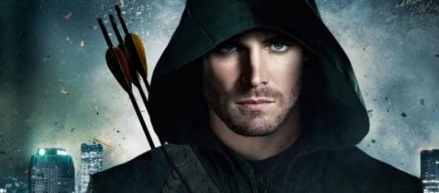 Arrow 3x21 Ah Sah-Him Oliver Queen CW
