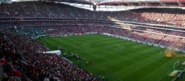 Estádio da Luz vai ter lotação esgotada